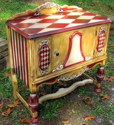 Hand Painted & Custom Finished Furniture by maryann