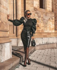 Women's Plus Size Bikinis & Swimwear Leather Corset, Leather Pants, Wrap Clothing, Leather Dresses, Leather Outfits, Leather Skirts, Plus Size Bikini, Latex Fashion, Cute Outfits