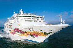 """""""A 3-night sailing from Miami to Great Stirrup Cay and Nassau, the Bahamas aboard the 2,002-passenger Norwegian Sky (www.ncl.com). Take your pick of 10 dining venues, 11 bars, and great entertainment, including the Second City comedy troupe...From $169 per person with Friday departures year-round."""""""
