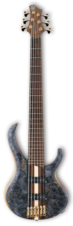 Ibanez BTB1606E BTB Series Premium 6-String Bass Guitar