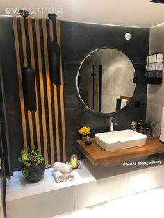 Perfect Bathroom Decorating Ideas – Knitting And We Bathroom Design Luxury, Modern Bathroom Decor, Bathroom Layout, Modern Bathroom Design, Interior Design Kitchen, Small Bathroom, Wc Design, Vanity Design, Toilet Design