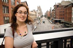 https://flic.kr/p/6wkVdn   Andrea on The High Line at 14th