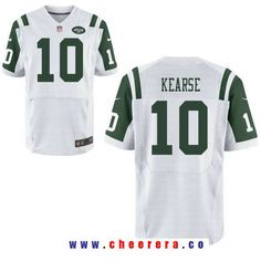 97428c68b ... jersey 782ab where to buy mens new york jets 10 jermaine kearse white  road stitched nfl nike elite ...