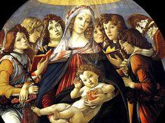 Sandro Botticelli, biografia e opere