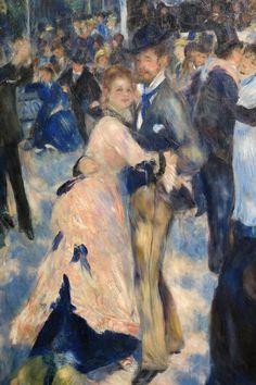 Pierre-Auguste Renoir | Bal du moulin de la Galette, 1876 | Tutt'Art@