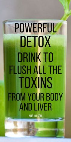 Powerful Detox Drink To Cleanse Toxins From Your Body Fast - Woman Secrets Here is a powerful detox drink to cleanse toxins from your body very fast using only 4 natural ingredients. This detox drink is one of the best drinks Detox Cleanse For Weight Loss, Full Body Detox, Body Detox Cleanse, Liver Detox Juice, Best Body Cleanse, Stomach Cleanse, 3 Day Cleanse, Bowel Cleanse, Green Smoothie Cleanse