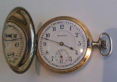 Burilngton Pocketwatch