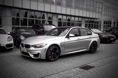 Euro Delivery F80 M3 Silverstone - BMW M3 and BMW M4 Forum