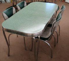 1000 Images About OLD DINETTE SETS On Pinterest Dinette Sets Formica Tabl