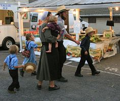 Amish Family | Amish Family | Flickr - Photo Sharing!