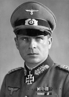 """Gerhard (""""Gerd"""") Helmuth Detloff Graf von Schwerin (23 June 1899 – 29 October 1980) was a German army General in World War II. As General der Panzertruppe, he was tasked with defending the city of Aachen while in command of the 116th Panzer Division """"Windhund"""" (the """"Greyhound Division"""")."""