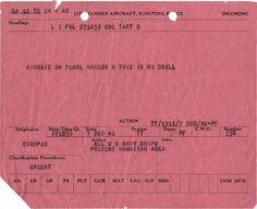 nevver:  Infamy, December 7th, 1941