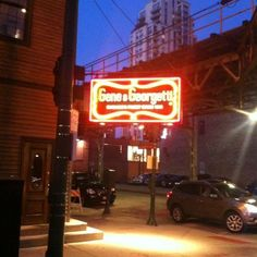 Gene and Georgetti's ♥  Chicago
