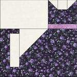 Kitty Cat Pattern Grab Bag Fabric Pre-Cut Quilt Blocks Top Kit