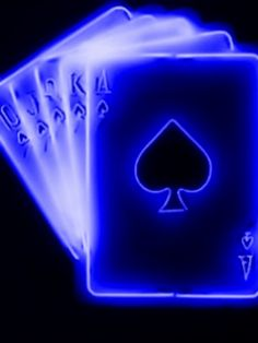 neon cards - Google Search