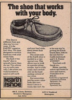 Earth Shoe -- my arches ache with the memory Pump Shoes, Women's Shoes, Me Too Shoes, Equestrian Boots, Western Boots, Bootie Boots, Shoe Boots, Earth Shoes, Earth Design