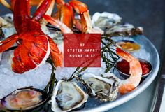 The San Francisco Oyster Happy Hours Guide You Desperately Need