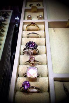 Pandora Rings - I want them all! :)