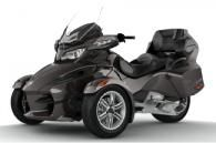 2012 Can-Am Spyder® RT - SM5    Yeah!  Think I'm gonna get a little more serious about it!