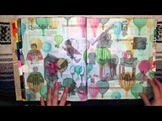 En Masse Collection Journal - YouTube