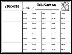 lesson plan template for guided math groups {FREE}