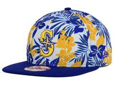 Seattle Mariners New Era MLB Wowie 9FIFTY Snapback Cap 146f814f9
