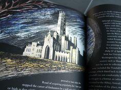 A spread from Random Spectacular No. 1 - by Ed Kluz and Simon Martin