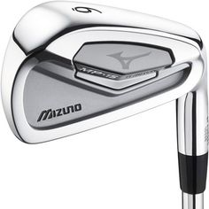 MP-15 Profile Image - This sleek looking players iron is brought to you from Aslan Golf a leading supplier of Mizuno Golf equipment to the uk europe and beyond