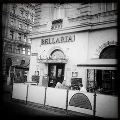 Café Bellaria, Wien 1/2. Fotografie: Moka Consorten