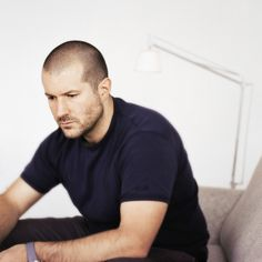 Ive. Chief Industrial design at Apple. Genius man.