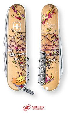 Now Swiss Army Knife: Saktory Studio Edition