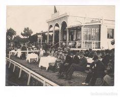 SAN SEBASTIÁN, EL TIRO PICHON, 1910 APROX. FOTO: MARÍN, 16X22 CM. - Foto 1