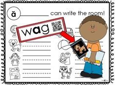 Write the Room: Short Vowels--a great opportunity to get your students moving as they hunt the room for words that reinforce the current phonics or spelling rule they are studying in their Word Study groups, Words Their Way, or Daily 5 centers. You will see how engaged your students will be. The students may use a QR reader to check their work. This is a great tool for self-assessment and encourages problem solving.