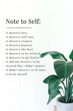 Note to self: #selflove #confidence #quotes #quotestoremember