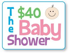 Free baby shower ebook full of FREE printables, game ideas, menu planning, decor and more! Link to FREE ebook: http://www.cutest-baby-shower-ideas.com/support-files/40dollarbabyshower.pdf
