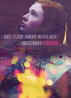 Wendy. Amy Pond.