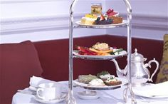 Best Places For London's Afternoon Teas