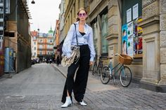 The best street style from Copenhagen's Spring 2018 shows.