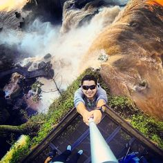 #goprouniverse Hero: @gerknt Look out there's a waterfall behind you #gopro #goprouniverse Goproshow! - http://www.pixable.com/share/5UxBc/?tracksrc=SHPNAND3&utm_medium=viral&utm_source=pinterest