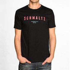 Snowdon Deli Schmaltz Souvenir Tee - Main and Local Deli, Montreal, Mens Tops, T Shirt, Collection, Fashion, Souvenir, Supreme T Shirt, Moda