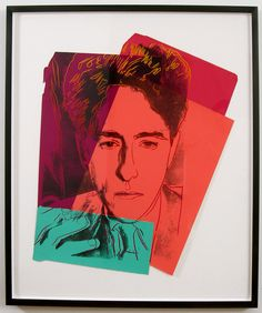 Andy Warhol Jean Cocteau, 1983 Unique Screenprint and Colored Graphic Art Paper Collage 34 x 29 inches With the Estate of Andy Warhol & the Andy Warhol Foundation for the Visual Arts Stamps & Numbered with the initials of Vincent Fremont on verso. Collage Portrait, Collage Drawing, Portraits, Andy Warhol Artwork, Andy Warhol Museum, Berlin, Pop Art Movement, Jean Cocteau, Jasper Johns