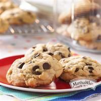 Chocolate Chip Muffin Cookies from Martha White®