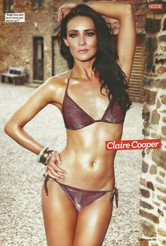 Claire Cooper weight and height