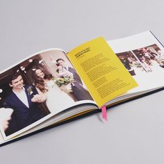 TEAM Impression did a cracking job printing our wedding book. The book was case bound with our mark clear foiled on the cover and then wrapped in a case with tip ins throughout on @gfsmithpapers #print #weddingbook #design