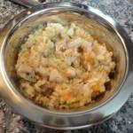 Riso integrale biologico e coniglio (ricetta per cani) - http://www.food4geek.it/ricette-per-cani/riso-integrale-biologico-e-coniglio-ricetta-per-cani/