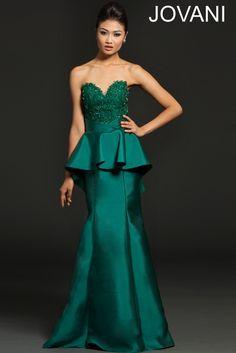 Jovani Evening Dress 21716 Glorious!