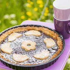Recept voor een gemakkelijke boterkoek   Landleven Pancakes, Muffin, Pie, Breakfast, Desserts, Cook, Beauty, Torte, Tailgate Desserts