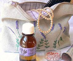 Pleťový olej levanduľový 100 ml (s arganovým olejom)