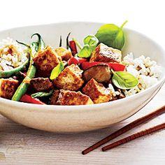 Jungle Curry with Tofu | MyRecipes.com