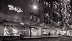 Frederick & Nelson Department Store (Downtown store windows at Christmas) ~ Seattle, WA